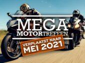 Mega MotorTreffen verplaatst naar mei 2021
