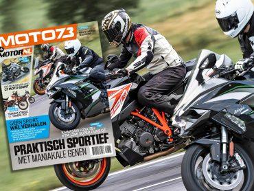 Bestel nu de nieuwe MOTO73 editie 6