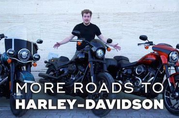 More Roads to Harley-Davidson – 2020 update