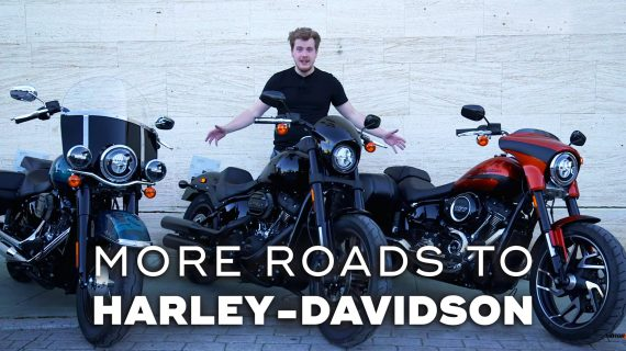 More Roads to Harley-Davidson – 2020 update
