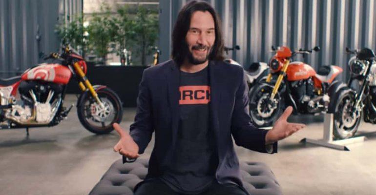 Zondagmorgenfilm: Op bezoek bij Keanu Reeves