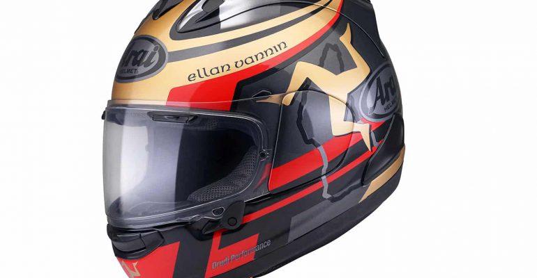 2020 ARAI RX-7V Isle of Man TT Limited Edition