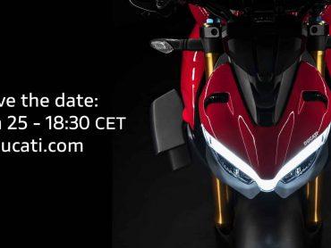 Alles over de Ducati Streetfighter V4 op 25 maart