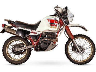 Yamaha XT600 Ténéré