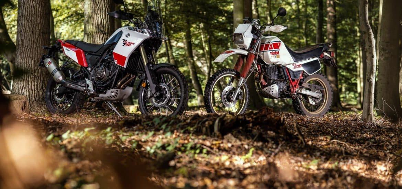 Yamaha Tenere 700 vs 600