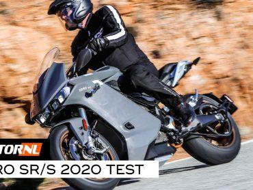 Zero SR/S 2020 – test