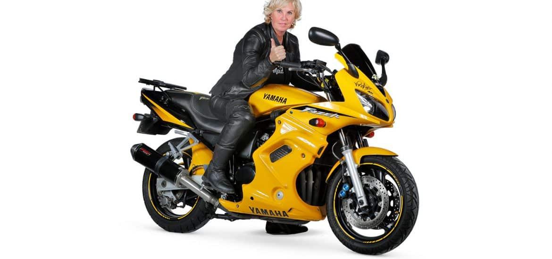 Yamaha Fazer 600 Ilona Feldmann