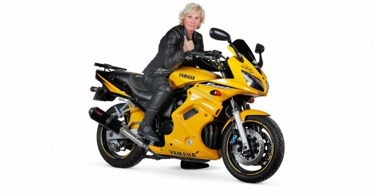 Motorleven: Ilona Feldmann