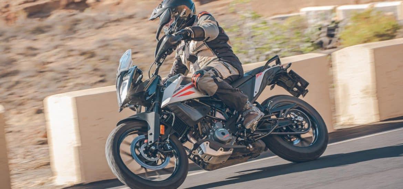 KTM 390 Adventure Test 2020