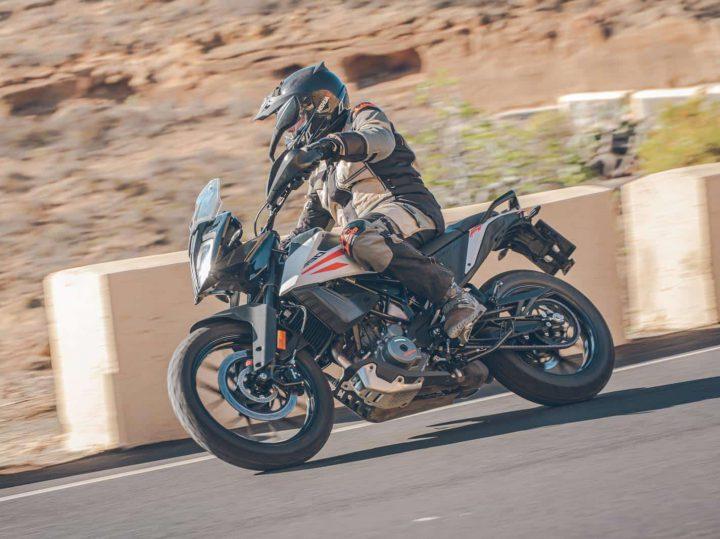 Test KTM 390 Adventure 2020