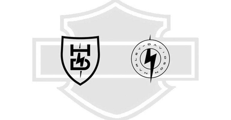 Nieuwe logo's voor elektrische Harley-Davidsons
