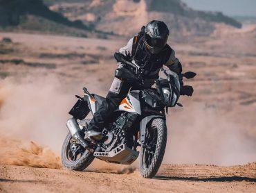 Preview: 2020 KTM 390 Adventure