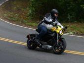 Zwitser rijdt recordafstand op Harley-Davidson LiveWire