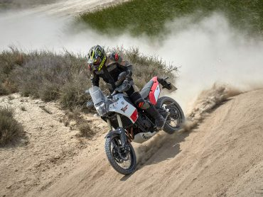 Yamaha Ténéré 700 wint Red Dot Award