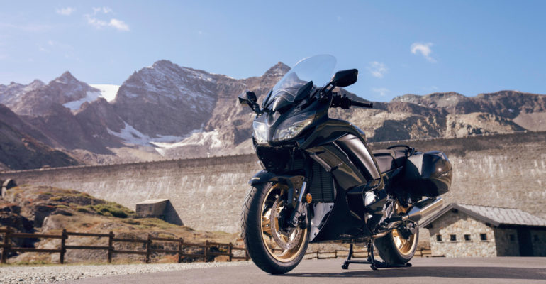 Yamaha FJR 1300AS Ultimate Edition