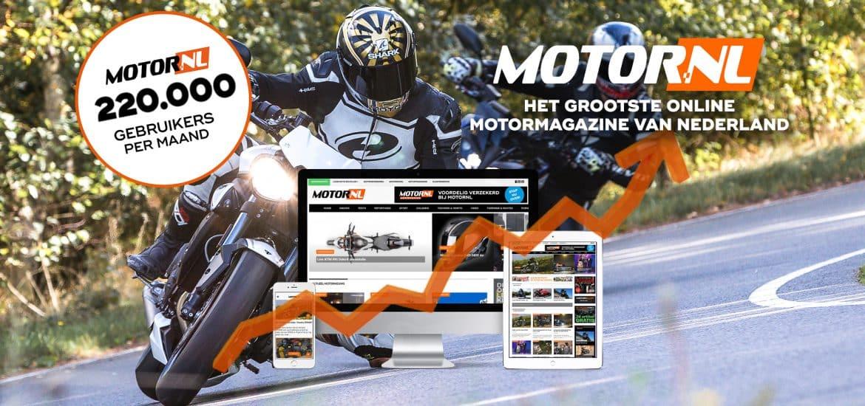 MotorNL website 220.000 gebruikers