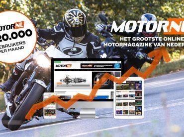 MotorNL breekt opnieuw record; bijna 220.000 unieke bezoekers!