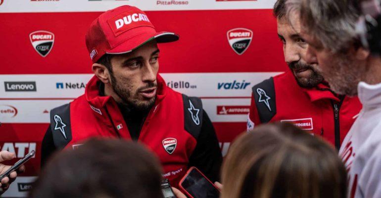 Andrea Dovizioso: 'De beste zijn? Dat is moeilijk, je hebt de juiste mentaliteit nodig'
