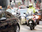 Meer politiemotoren op de weg door corona