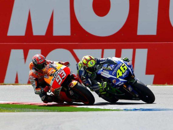 Terug naar de Dutch TT-persconferentie die de MotoGP voor eeuwig veranderde
