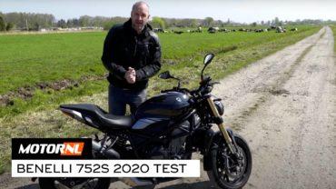 Benelli 752S 2020 – test