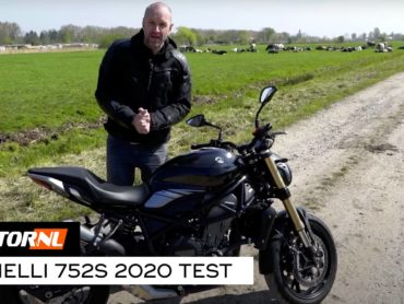 Benelli 752S 2020 – test