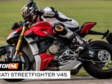 Ducati Streetfighter V4S – test