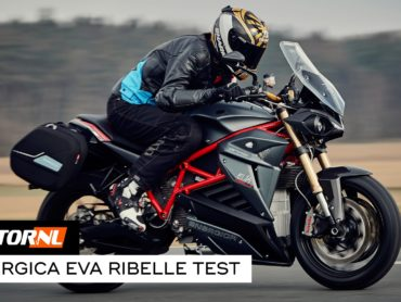 Energica Eva Ribelle – test