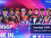 Tweede ronde MotoGP Virtual Race zondag 12 april