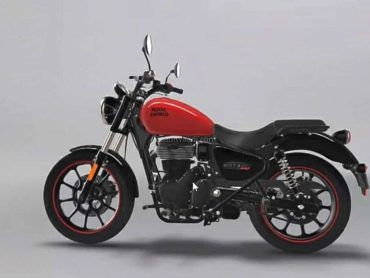 Introduceert Royal Enfield een Meteor 350 Fireball?