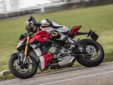 Ducati Streetfighter V4S 2020 – Eerste test