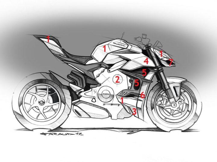 Technisch ingezoomd: Ducati Streetfighter V4S