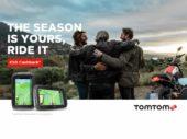 Tijdelijk €50 cashback op de TomTom Rider 550 en Premium Pack