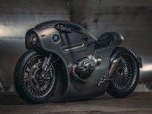 Apocalyptische motor van The Zillers Garage