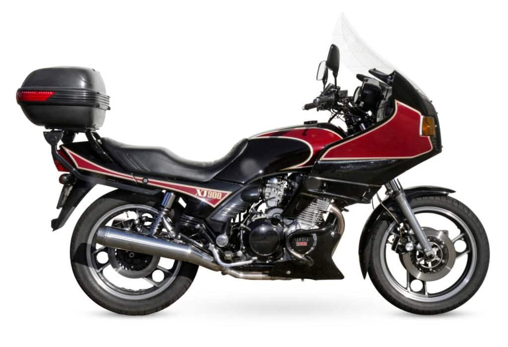 Yamaha XJ900N 1985