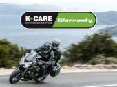 Kawasaki verlengt fabrieksgarantie