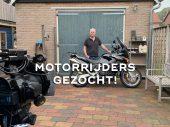 Motorrijders gezocht!