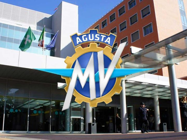 MV Agusta schenkt machine voor coronatests aan ziekenhuis