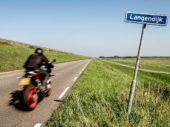 Wegen gesloten voor groepen motorrijders tijdens  Paasweekeinde