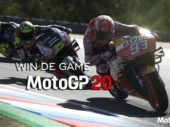 UPDATE! Doe mee en win de game MotoGP 20!