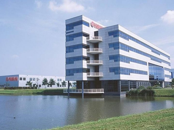 Yamaha start productie in Italië en Frankrijk