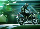Kawasaki Z900 loopt lekker door