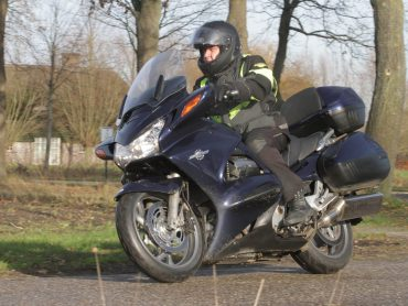 Marathonmotor: Honda ST1300 Pan-European
