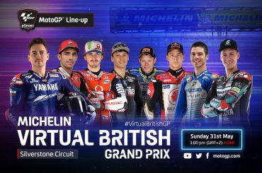 Lorenzo maakt online racedebuut op Silverstone