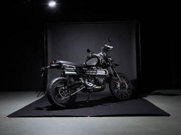 Triumph introduceert 2020 Scrambler 1200 Bond Edition