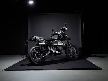 Triumph introduceert 2020 Scrambler 1200 Bond Edition