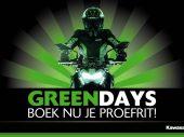 Kawasaki Green Days 2020 van start
