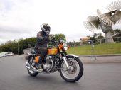 Honda CB750 FOUR: Het nieuwe normaal