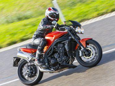 Triumph Speed Triple – weerzien