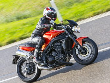 Triumph Speed Triple – weerzien